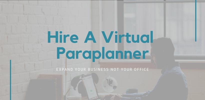 Hire A Virtual Paraplanner Intern